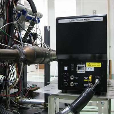 Laser Smoke Meter