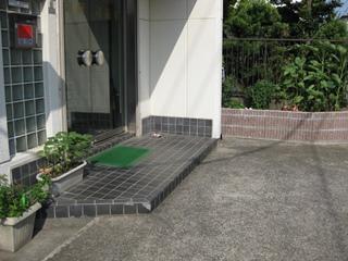 Sokken本社玄関