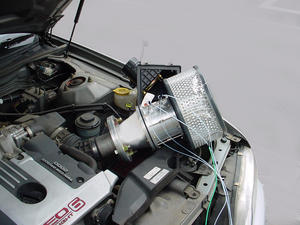 Engine Intake Air