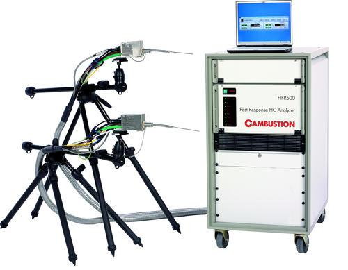HFR500 system