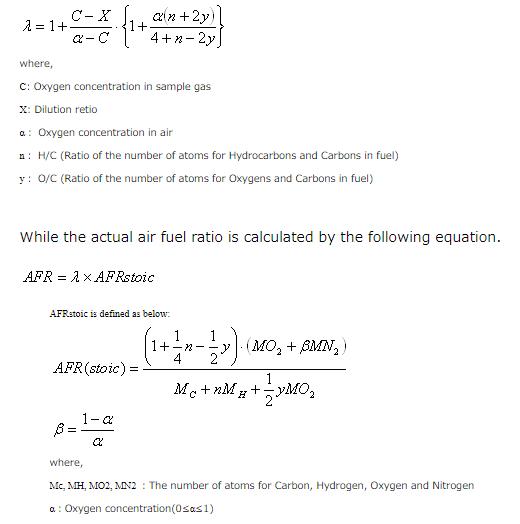 Lambda equation
