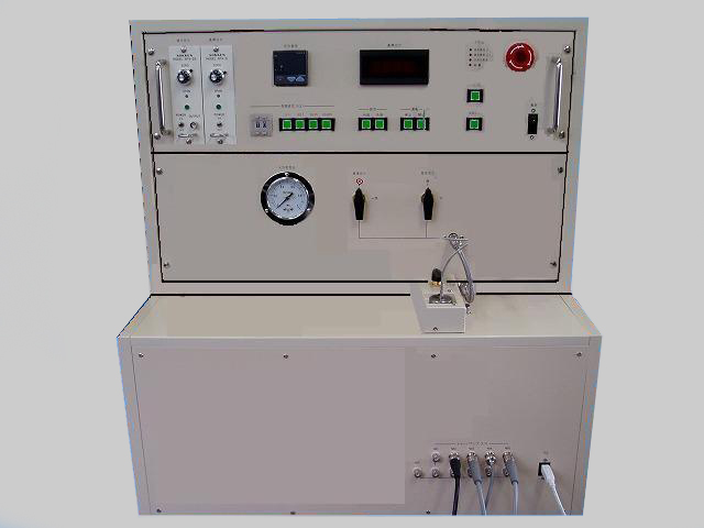 脈動圧校正装置写真