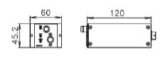 プラグイン型SA外観図