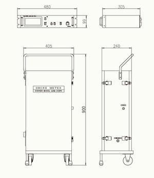 GSM3D外観図