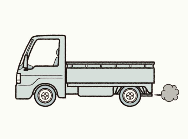 トラックスモーク